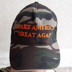 Other - TRUMP Make America great again hat